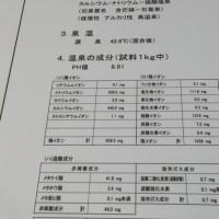 大葛温泉町民浴場 NO504