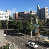 札幌朝〜!