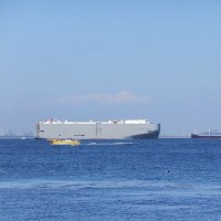 GWは乗り船に撮り船