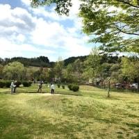 南大津支部グラウンドゴルフ4月例会