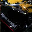 【たっちゃんのバイク沼 第2沼GPZ900R④】 タンク凹んじゃった
