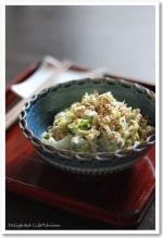 作ってみました『白菜が丸ごと食べたくなる♪簡単サラダ♪』