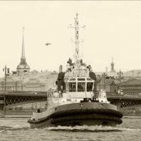 アンテイ社がロシア造船所で活カニ漁船を新造