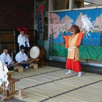 歌舞伎郷土芸能祭二日目 1