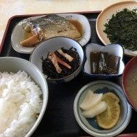 690「宮川湾の食堂まるよし・・はばのり定食」