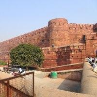 インド旅行 Ⅴ アグラ城