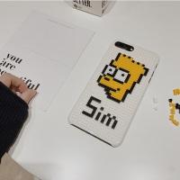 ザ・シンプソンズ人気キャラクターバートパロディ風iPhone7ケース