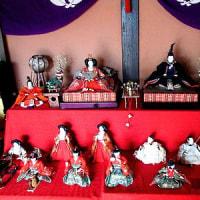 三木家住宅で 林田ひな祭り