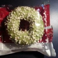 クリスマスリース型ドーナッツ、セブンイレブンで発売中!