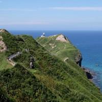 神威岬 特別な青色