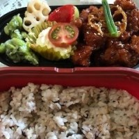 お惣菜のお弁当 @ラゾーナ川崎