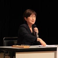 立候補予定者が公開討論会