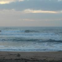 10月18日御宿海岸