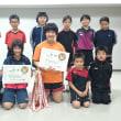 Fw:第36回 全農杯 福井県ホープス カブ バンビ卓球選手権大会