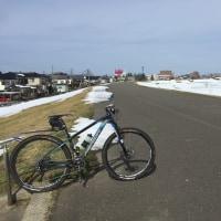 久々の外乗り開始〜。 マウンテンでのんびりライド 56km。 きつかった〜。。。。
