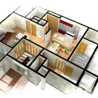 住宅設計、デザイン・・・LDK、書斎や廊下スペースに家事の時間と憩いの時間でのゆとりを生み出す収納場所の計画にも理由がありますよ。