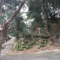 鳥羽城と取手山砦