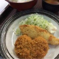 白身魚フライ・海鮮カツ