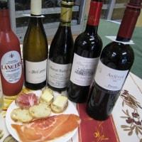 地元の刃物まつりに合わせて「秋のワイン試飲会」開催中です!!