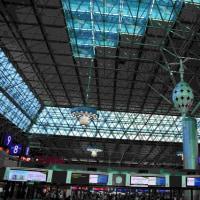 台湾桃園国際空港タミナル 2 ( A13 ) in 台湾桃園メトロ空港線