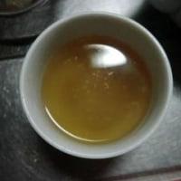 ゆずの葉茶&イチョウの葉茶の結果!
