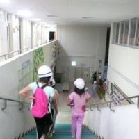 避難訓練(3)