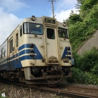 深浦駅(深浦町・五能線)
