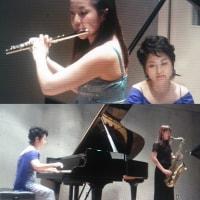 藤木明美ピアノトリオ やなかホール