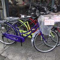 春のお買得自転車\(^O^)/