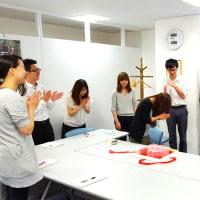 アクアリーフ創業15周年!特大助ネコケーキでお祝いしました。