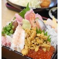 市場寿司丼!