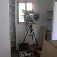 千葉県八千代市注文住宅dd-cube050気密測定