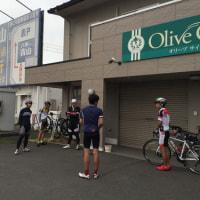 オリーブ週末サイクリング