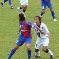 Jサテライト生観戦 東京VS鹿島