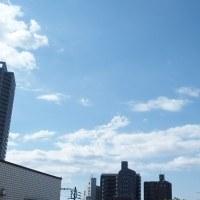 今朝(4月23日)の東京のお天気:晴れ、4月の温度統計、作品展、(4月の作品:永遠の少女)