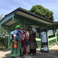 女子会で長崎さるく・グラバー園その1