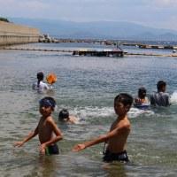 相島 歴史探検&磯遊び 報告