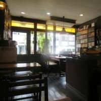「祐天寺」三丁目のコーヒー屋でランチ