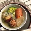 野菜スープを作る