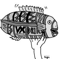 こんな夢を見た「ドリンク缶魚」