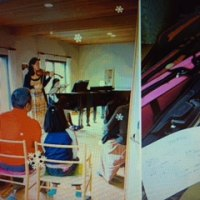 ヴァイオリンコンサート、ご来場ありがとうございました。