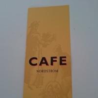 もぐもぐ日記~Nordstrom cafe編~