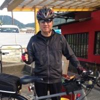 のんびりと秋のサイクリング