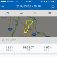 ジョギング記録・28