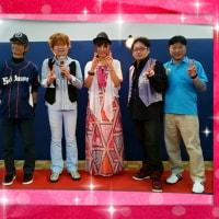今日は笑顔いっぱいのライブでした〜(*^ ▽^)/★* ☆♪