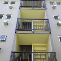 未知なる領域 ~団地の階段~