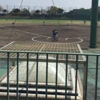 島原一中野球部・・・りょうが・・・
