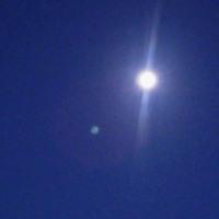 旧暦10月18日の月
