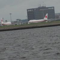 東京羽田空港海域で撮影会が開催されました。(2016.9.18)