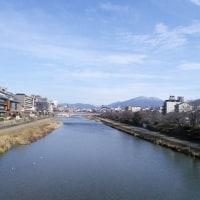 京都のそこ冷え…。